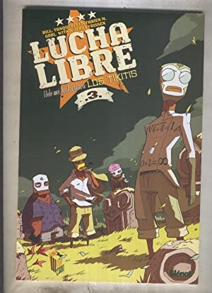 Imagen del vendedor de Lucha Libre numero 3 a la venta por El Boletin