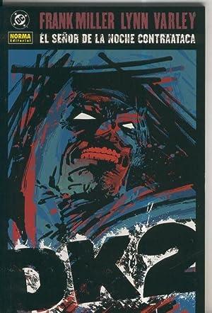 Batman El señor de la noche contraataca: Frank Miller-Lynn Varley