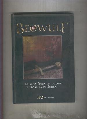 Beowulf, la saga epica en la que: anonimo