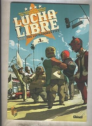 Imagen del vendedor de Lucha Libre numero 1 a la venta por El Boletin