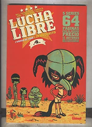 Imagen del vendedor de Lucha Libre numero 4 a la venta por El Boletin