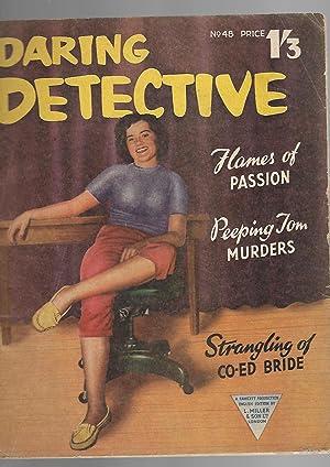 Daring Detective Magazine. No. 48. 1956