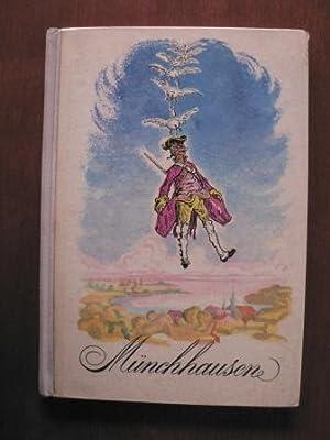 Wunderbare Reisen und Abenteuer des Freiherrn von: Gottfried August Bürger/Gustave