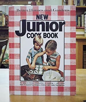 Better Homes & Garden New Junior Cook: Better Homes and