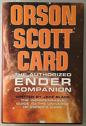 Orson Scott Card: The Authorized Ender Companion: Science Fiction) BLACK,