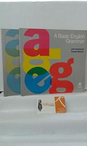 A BASIC ENGLISH GRAMMAR + EXERCISES BOOK: EASTWOOD, JOHN -
