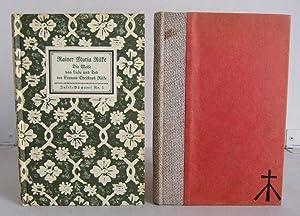 Die Weise von Liebe und Tod des: Rilke, Rainer Maria