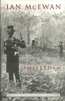 Amsterdam: Ian McEwan