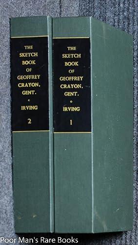 The Sketch-book Of Geoffrey Crayon, Gent. [limited: Irving, Washington (Geoffrey
