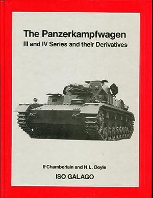 Panzerkampfwagen III & IV Series: Chamberlain, Peter; Doyle,