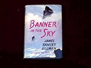 Banner in the Sky;: Ullman, James Ramsey