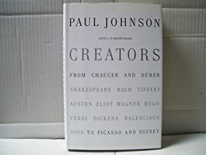 Creators - From Chaucer and Durer to Picasso and Disney