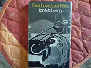 First Love, Last Rites (signed author slip)