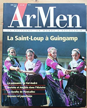 Imagen del vendedor de Armen numéro 147 de juillet/aout 2005 a la venta por Aberbroc