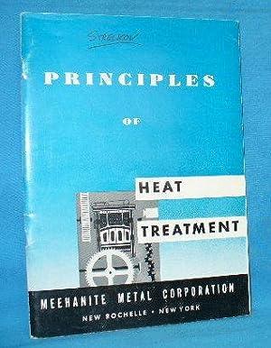 Principles of Heat Treatment