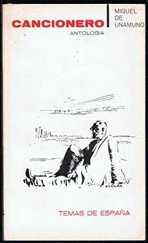CANCIONERO (Antología).: Unamuno. Miguel de