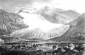 Souvenirs pittoresques de la concentration des troupes: ADAM, Eugen (1817-1880)