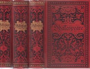 William Skakespeare s sämtliche dramatische Werke in drei Bänden. Übersetzt von Schlegel, Benda und...