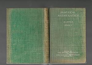 Practical Mathematics Part I. STAGE I. WORKSHOP: Frank Castle