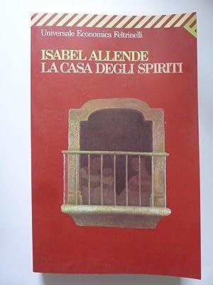 Immagine del venditore per LA CASA DEGLI SPIRITI venduto da Historia, Regnum et Nobilia