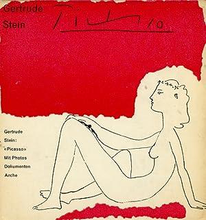 Picasso. Photos, Dokumente, Bibliographie: PICASSO - Stein