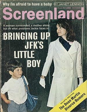 Screenland Plus TV-Land, Vol. 66, No. 10: Pauline Risket, Rosalie