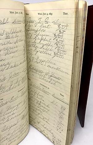 MANUSCRIPT] [PHARMACY] Excelsior Diary