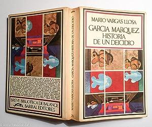 Imagen del vendedor de García Márquez. Historia De Un Deicidio a la venta por La Social. Galería y Libros