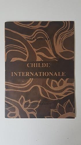 Childe Internationale: Soyinka, Wole