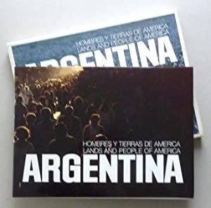 Argentina. Hombres y tierras de America. Lands and poeple of America.