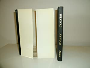 Survival: A Thematic Guide to Canadian Literature [Signed 1st Printing/1st State]: Atwood, Margaret