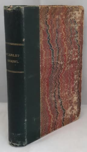 The Scarlet Shawl. A Novel. FIRST EDITION.: JEFFERIES, Richard.