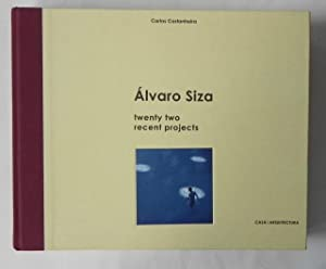 Álvaro Siza. twenty two recent projects.