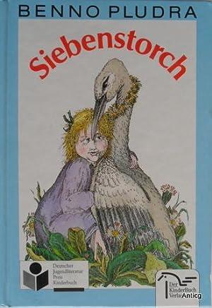 Siebenstorch. Mit s/w Illustrationen von Johannes K.: Pludra, Benno: