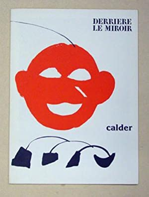 Derrière le Miroir - Nr. 221. Calder.: Derrière le Miroir
