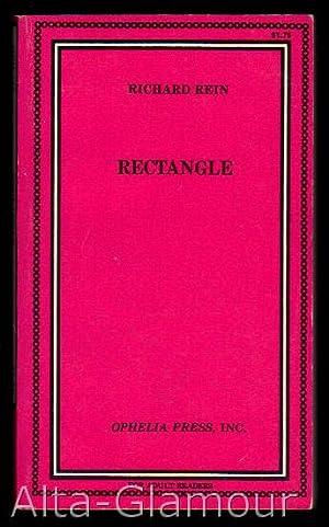 RECTANGLE Ophelia Press Series: Rein, Richard [Richard