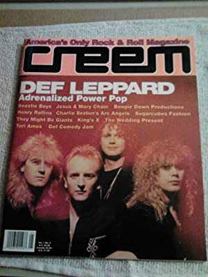Creem Magazine; Vol. 1 No. 5, May: Halpern, Daniel J.