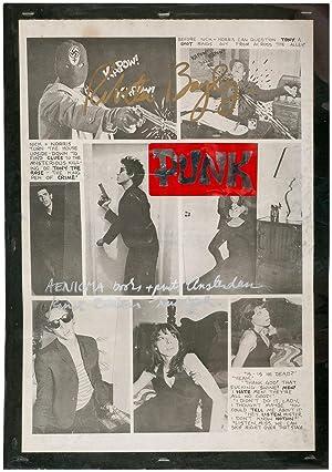 Punk.: BAYLEY, Roberta.
