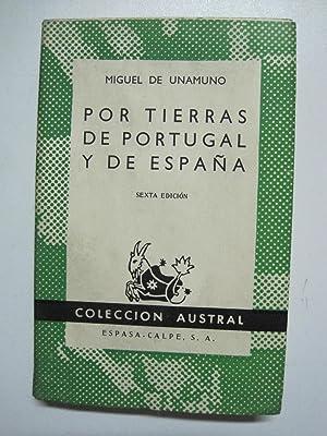 Por tierras de Portugal y España: Miguel de Unamuno