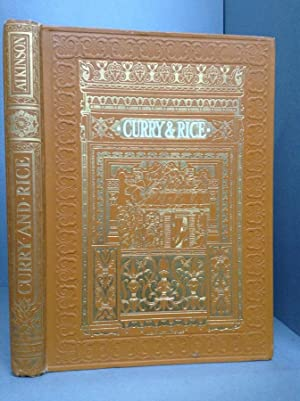 """CURRY AND RICE"""" On forty plates: or,: ATKINSON, Capt. George"""