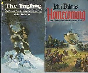 "YNGLING NILS JARNHANN"" SERIES 2 VOLUMES: The: Dalmas, John (pseudonym"