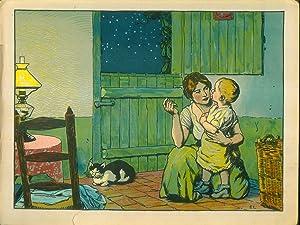 Kindersang - Heimatklang. Deutsche Kinderlieder. Tonsatz von Bernhard Scholz. Bilderschmuck von ...