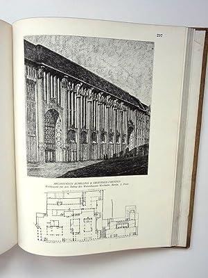 Moderne Baumformen. Monatshefte für Architektur. IX. Jahrgang 1910. Band I.: Klopfer, Paul (Hrgb.)