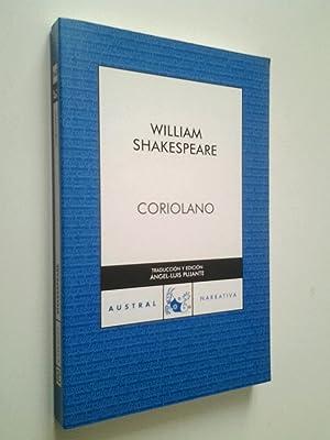 Coriolano: Shakespeare (Edición y