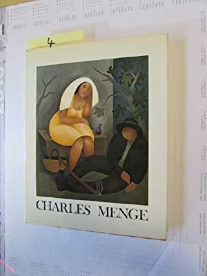 Charles Menge - Peintre: Zermatten, Maurice: