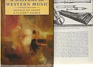 History Of Western Music, A