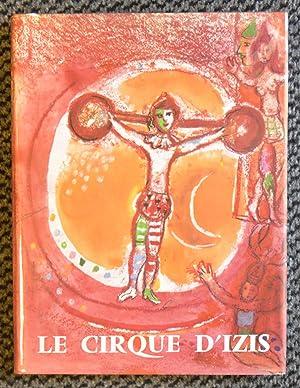 LE CIRQUE D'IZIS: PREVERT, Jacques /