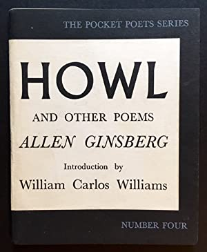 Howl and Other Poems (SIGNED BY 5: Allen Ginsberg