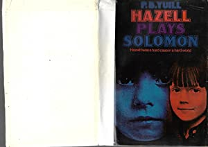 Hazell Plays Solomon -- PROOF COPY: P. B. Yuill; AKA Terry Venables and Gordon Williams