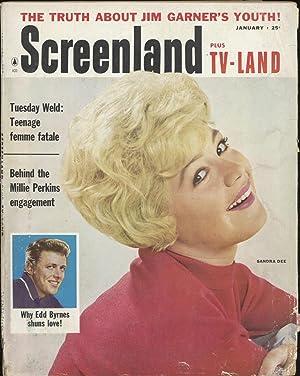 Screenland Plus TV-Land: Vol. 61, No. 4: Bill Tusher, Victoria